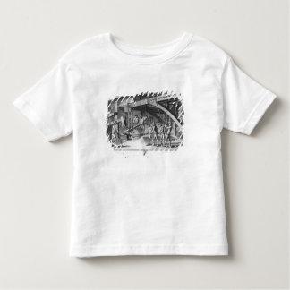 Forging an anchor toddler T-Shirt