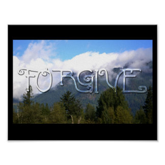 Forgive Poster