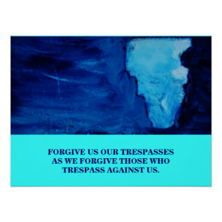 FORGIVE US OUR TRESPASSES POSTER