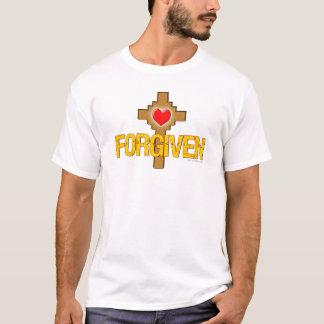 Forgiven Heart Cross T-Shirt