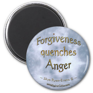 Forgiveness Quote Motivational Poetry Magnet