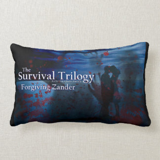 Forgiving Zander [Zombie Kiss] Black Lumbar Lumbar Cushion