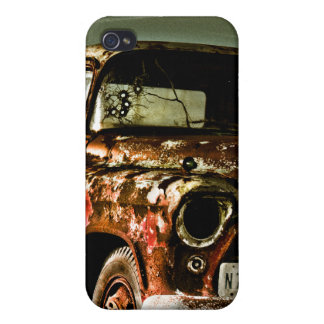 Forgotten Chevy Truck iPhone 4/4S Case