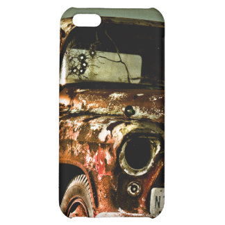 Forgotten Chevy Truck iPhone 5C Case