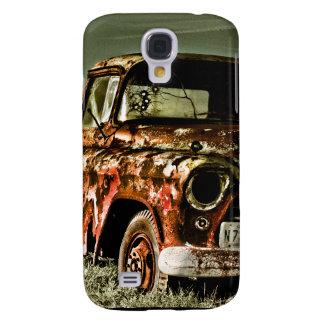 Forgotten Chevy Truck Samsung Galaxy S4 Cases