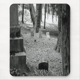 Forgotten Grave Mouse Pad