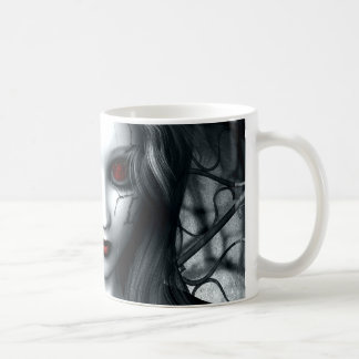 Forgotten Tempest Gothic Art Mug