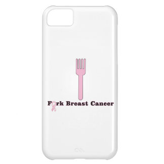 Fork Breast Cancer iPhone 5C Cover