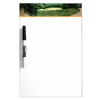 Fork in the Road Dry Erase Board