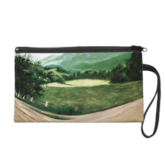 Fork in the Road Wristlet