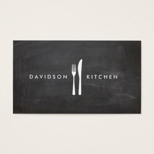 Fork & Knife Logo 3 for Chef, Foodie,
