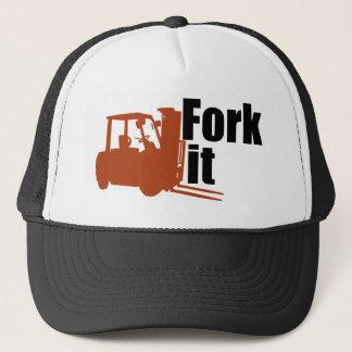 Fork Lift LoL Trucker Hat