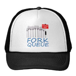 Fork Queue Cap