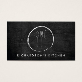 FORK SPOON KNIFE SKETCH LOGO for Catering, Chef...