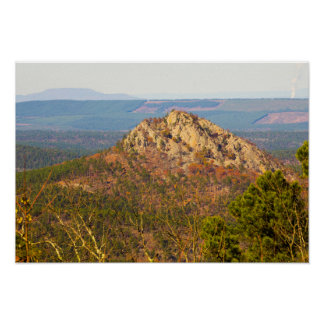 Forked Mountain, Arkansas Poster