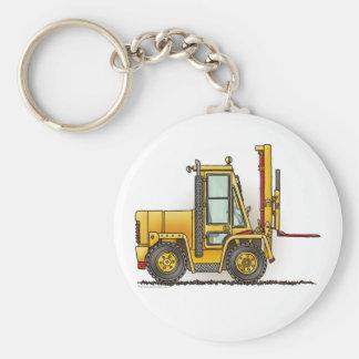 Forklift Truck Key Chain