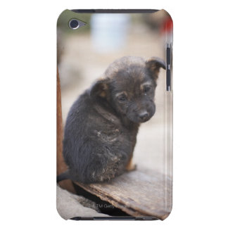 Forlorn puppy Case-Mate iPod touch case