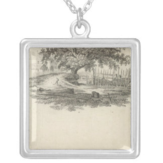 Form in which William Penn Silver Plated Necklace