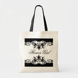 Formal Elegance Budget Tote Bag