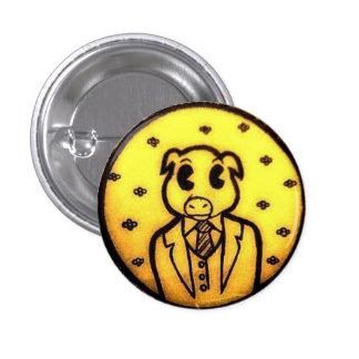 Formal Piggy Button