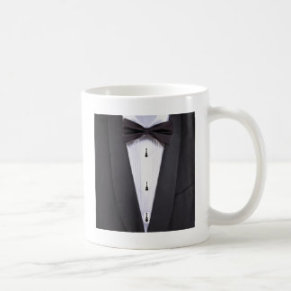 Formal Ukulele Coffee Mug