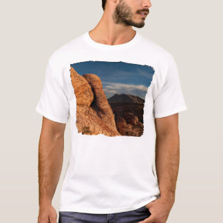 Formations in Red Rock; No Text T-Shirt
