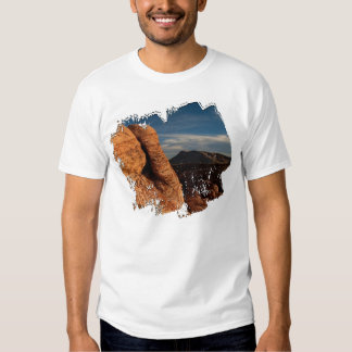 Formations in Red Rock; No Text Tees