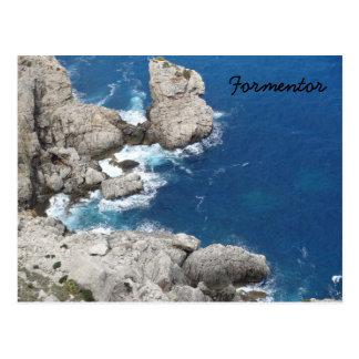 formentor postcard