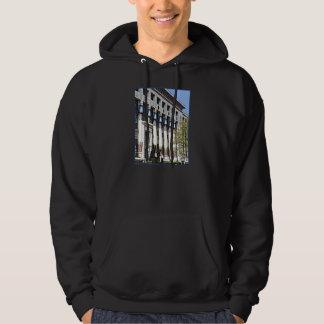 former Carreras Factory, London Hooded Sweatshirt
