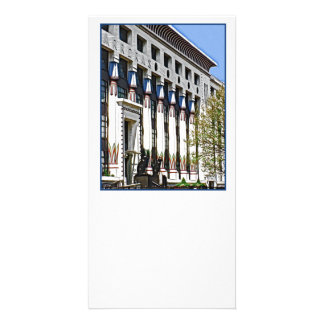former Carreras Factory London Photo Card Template