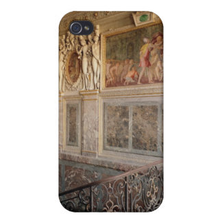 Former chamber of Anne de Pisseleu iPhone 4/4S Covers