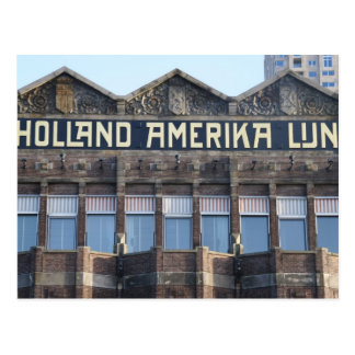 Former HAL office, Rotterdam Postcard