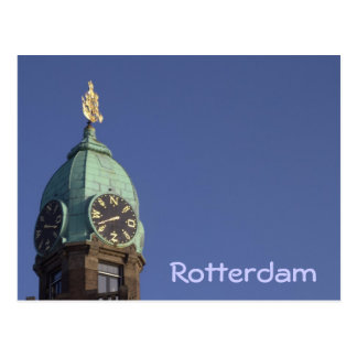 Former HAL office, Rotterdam Postcard