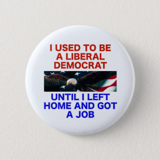 Former Liberal Democrat button