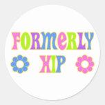 Formerly Hip Sticker