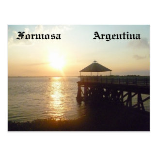Formosa (BASIC design) Postcard