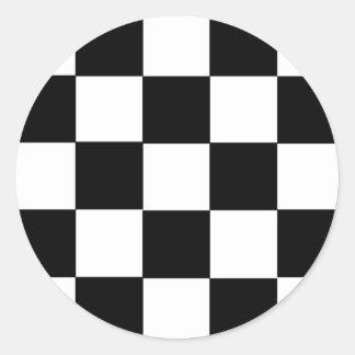 formula 1 round sticker