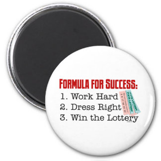 FORMULA FOR SUCCESS MAGNET
