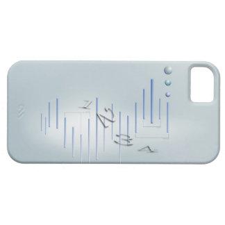 Formula, graph, math symbols 11 iPhone 5 case