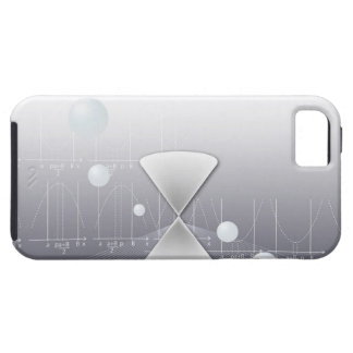 Formula, graph, math symbols 13 iPhone 5 case