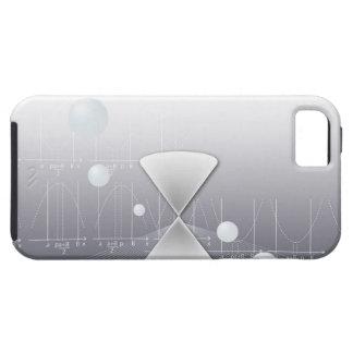 Formula, graph, math symbols 13 tough iPhone 5 case