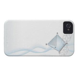 Formula, graph, math symbols 6 iPhone 4 cases