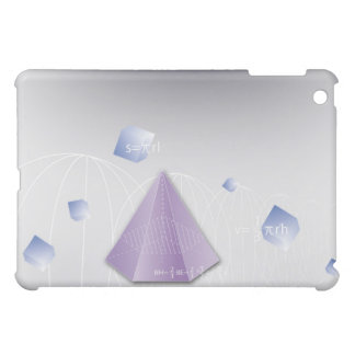 Formula, graph, math symbols 8 iPad mini cover