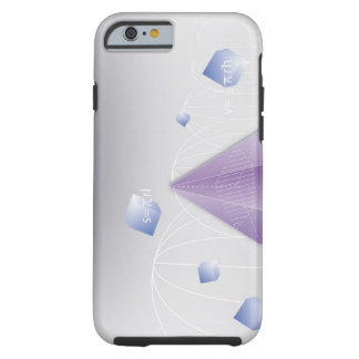 Formula, graph, math symbols 8 tough iPhone 6 case