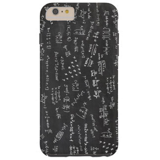 Formulas And Numbers Tough iPhone 6 Plus Case