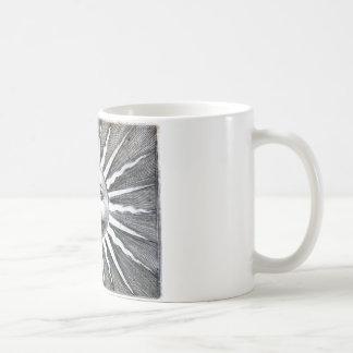 Fornasetti's Sun Anthropomorphized Coffee Mugs