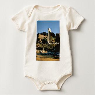 Foro Romano, Rome Baby Bodysuit