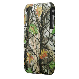 Forrest Camo Pattern iPhone 3G/3GS iPhone 3 Case-Mate Case
