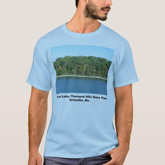 Forrest Lake, Thousand Hills Stat... T-Shirt