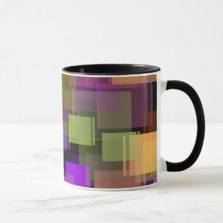 Forrest of Squares Mug2 Mug